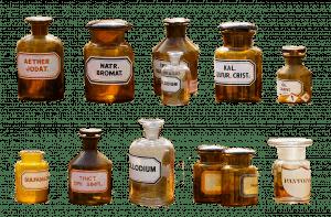 Pharma-Flaschen