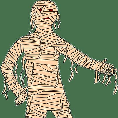 Mumie Comic